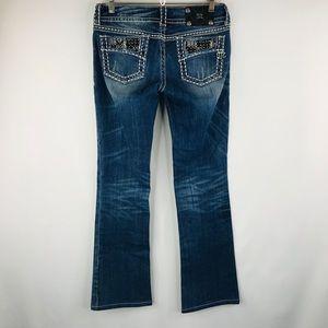 Miss Me Jeans - Miss Me denim boot cut jeans SZ 27
